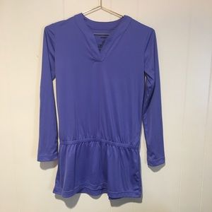 Girls Patagonia swimsuit coverup